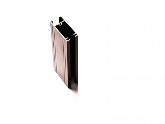 Champagne Anodized Aluminium Extrusion for Windows and Doors