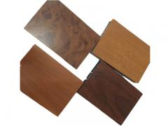 Wooden Grain Aluminum Profiles
