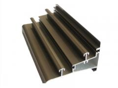 Electrophoresis Surface Treatment Aluminium Profile