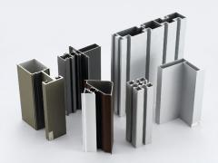 Extruded aluminum profiles factory prices,aluminium sliding door profile and aluminum sliding wardrobe parts